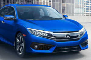 2018 Honda Civic Brochures