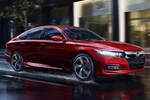 2019 Honda Accord Brochures