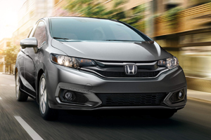 2019 Honda Fit Brochures