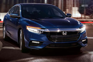 2019 Honda Insight Brochures