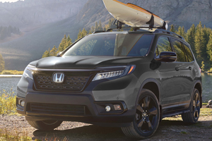 2019 Honda Passport Brochures