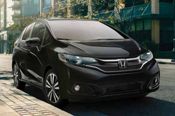 2020 Honda Fit Brochures