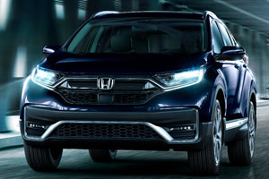 2020 Honda CR-V Brochures