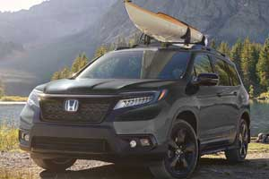 2020 Honda Passport Brochures