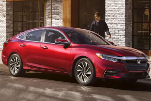 2020 Honda Insight Brochures