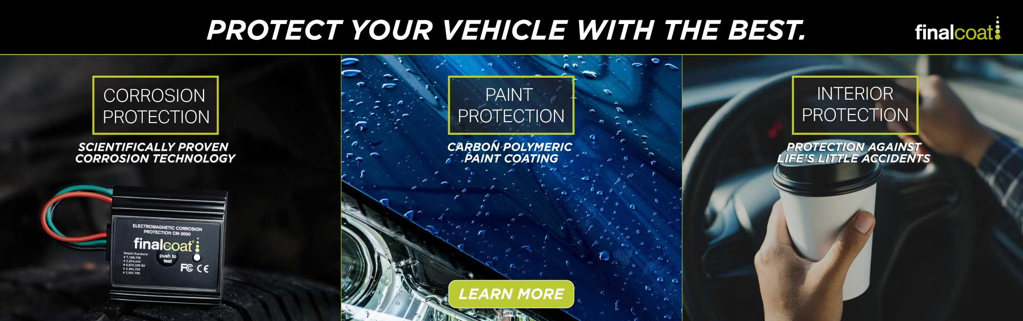 Protect Your Vehicle With The Best Final Coat at Dalt's Honda Orillia
