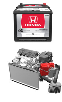 Honda Auto Parts Orillia, Ontario, Vehicle Parts, Dalt's Honda